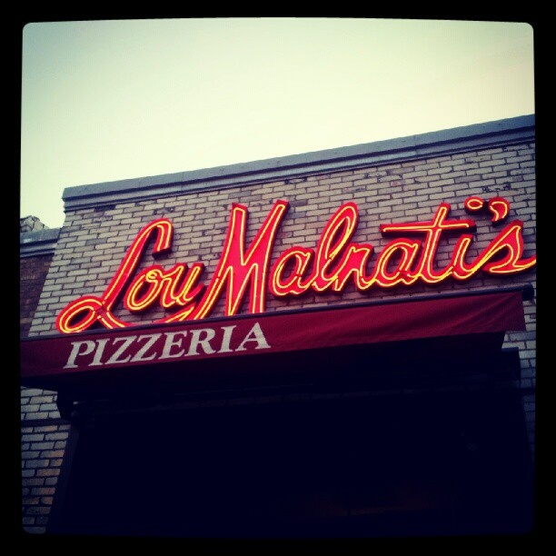 Lou Malnati's - Chicago  THE Best pizza I ever had!