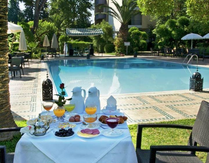 Hotel volubilis fes, Hotel 4 étoiles fes, promotion Hotel maroc, séjours vacance