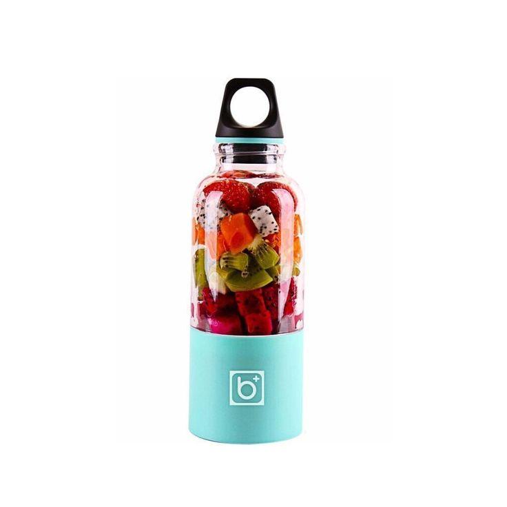 ShakeFit - Portable Electric Juicer #VegetableJuiceRecipes