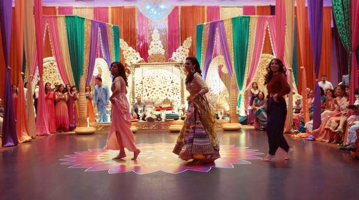 Evergreen Bollywood Performances - Rohit + Angelee - Sangeet