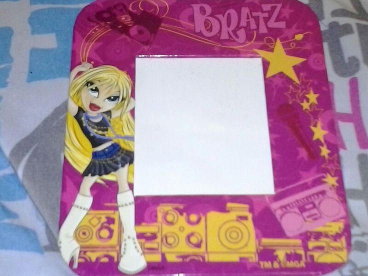 Bratz rock n roll cloe pink cartoon tv rock n