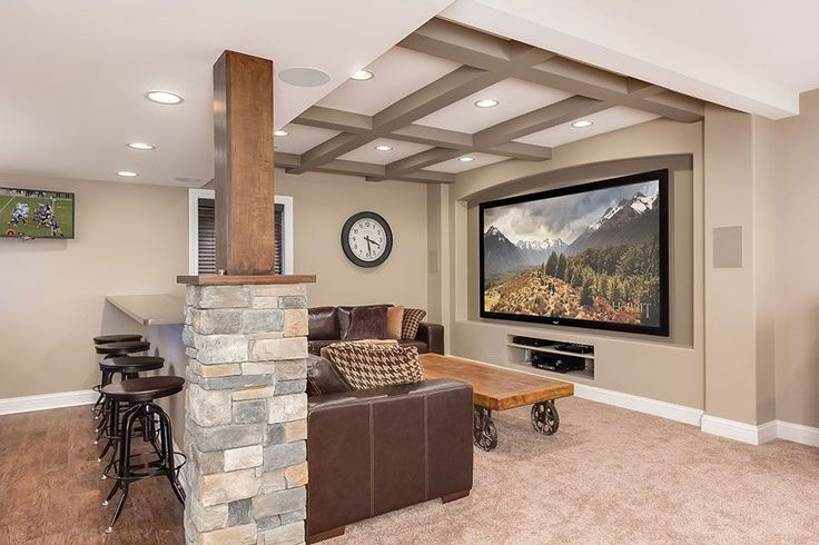 1000+ Ideas About Wall Behind Tv On Pinterest