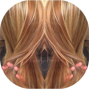 Copper & Blonde Balayage by Chenoa at Urban Betty.jpg