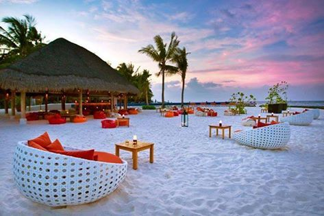 #Kuramathi Island, #Maldives is ideally suited for newly-wed couples. So, when you are visiting this island? #TravelHot