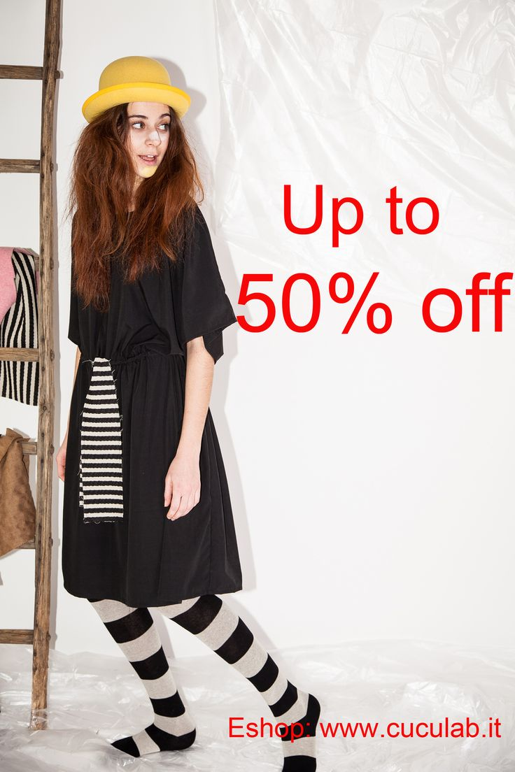 SaleSaleSaleSale  come and check out www.cuculab.it #UpTo #50Off #Sale #Collection #Fw1415 #CucuLab