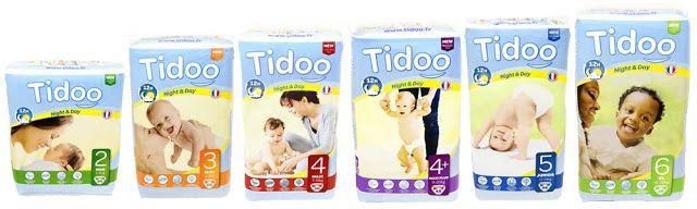 Mams De Deux Bambinos: On a testé les couches Tidoo