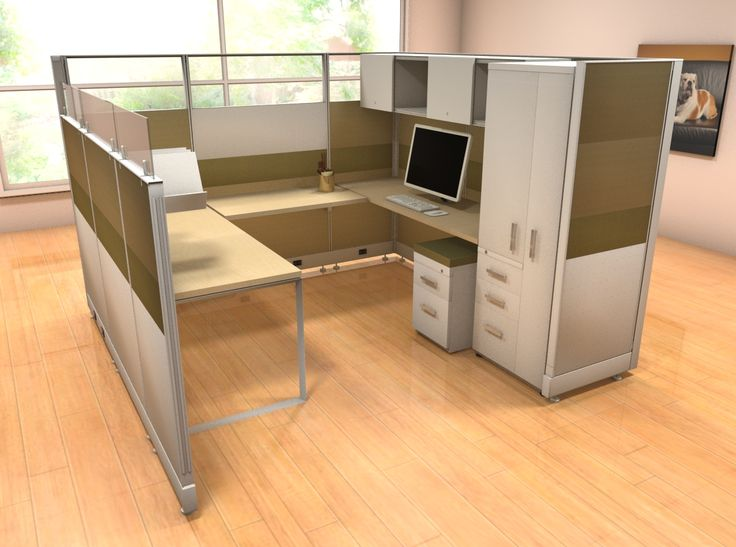 34 best images about cubicles on pinterest the office for 8x8 office design
