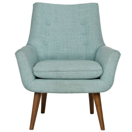 Retro Hazelnut Leg Chair Arena Neptune. Available from FREEDOM. Possible to accompany grey and feature colour of green on conference room doors.