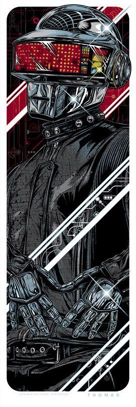 Daft Punk - Rhys Cooper - ''Thomas'' ----