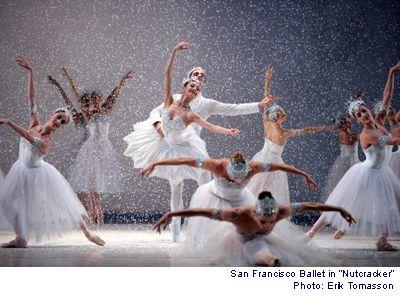 Ballet-Dance Magazine - San Francisco Ballet - Nutcracker - War Memorial Opera House, San Francisco