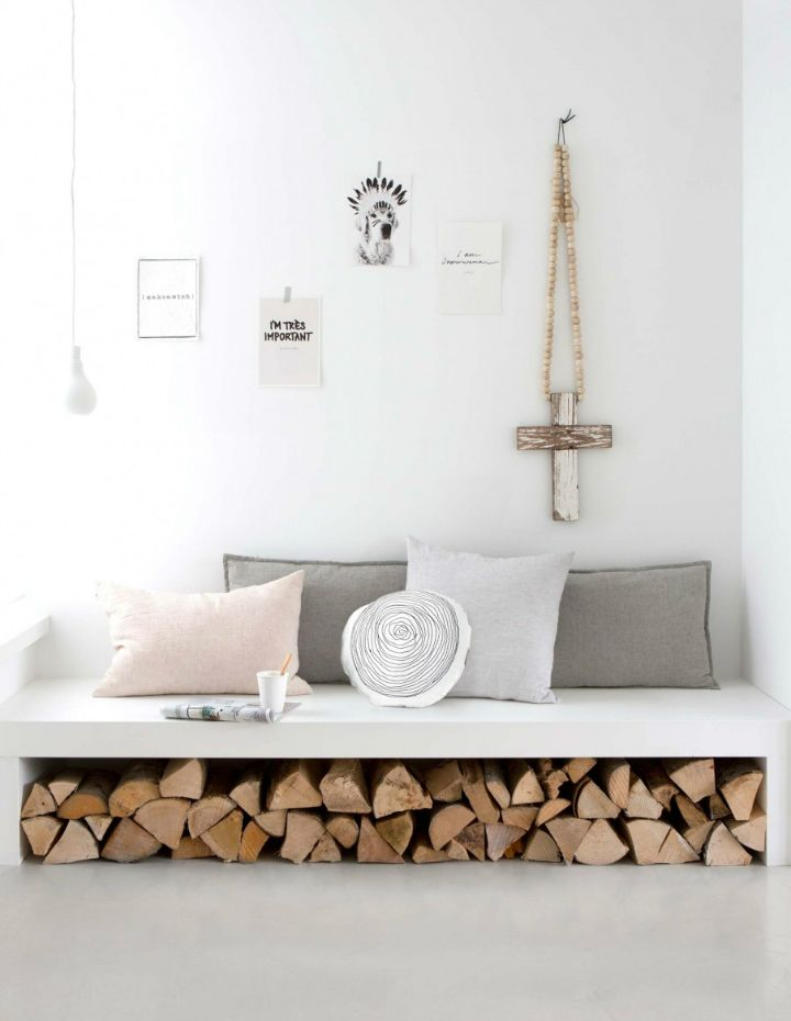Sophisticated White-Themed Home 4