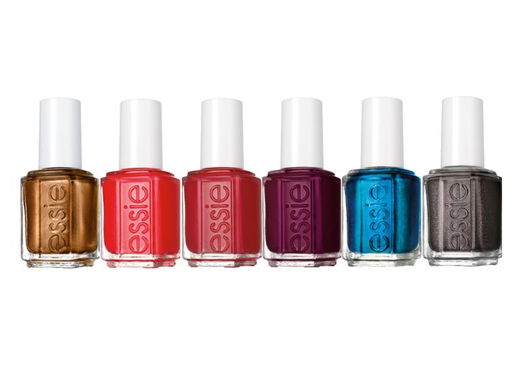 "Essie Nail Polish Lacquer ""Leggy Legend Collection"" Fall 2015"