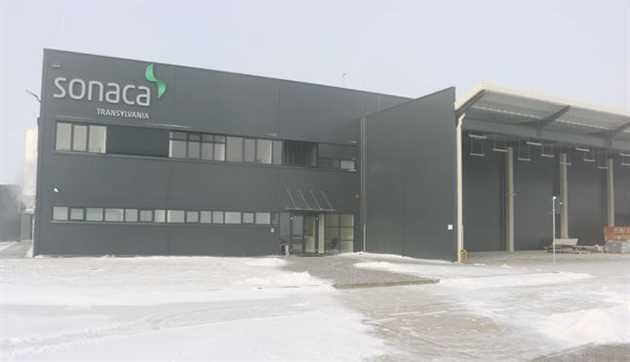 Ministrul pentru Mediul de Afaceri, Comert si Antreprenoriat Alexandru Petrescu  a participat la inaugurarea fabricii Sonaca Aerospace Transilvania SRL, în comuna Moldovenesti din Cluj
