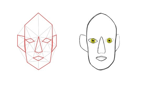 Generated faces http://www.nicoptere.net/html5/face/