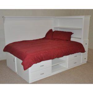 best 25 full size platform bed ideas on pinterest platform bed frame full king size platform. Black Bedroom Furniture Sets. Home Design Ideas