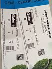 #Ticket  Gerry Weber Open  2 Tageskarten  Ticket f.Tennis  Halle Westfalen  14. Juni #deutschland