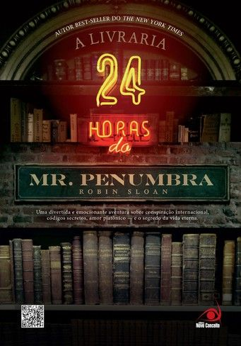 96 best leitura images on pinterest reading good books and libraries a livraria 24 horas do mr penumbra robin sloan fandeluxe Images