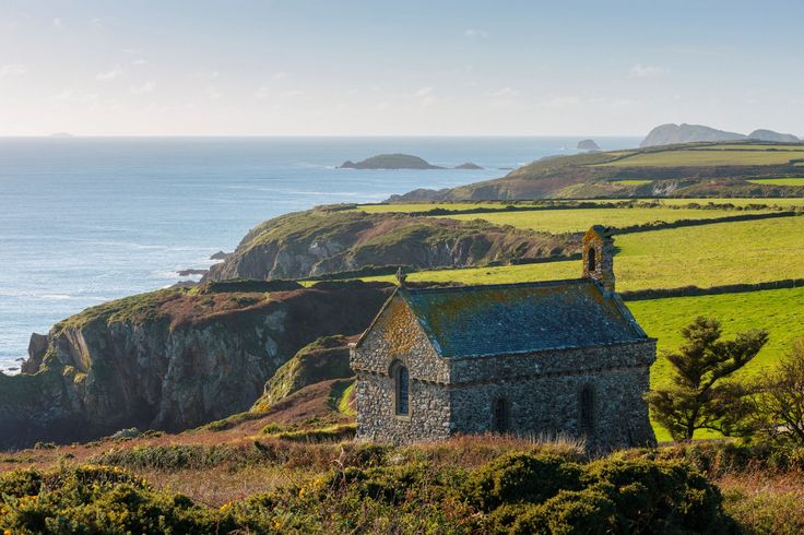 ~ St Nons looking west ~ Pembrokeshire ~ Wales ~ UK ~
