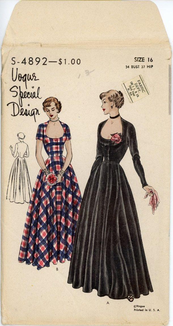 Jadore evening dresses 1940s