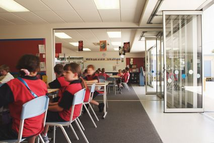 Our Lady Queen of Peace School by Thomson Rossi Architects, Adelaide South Australia