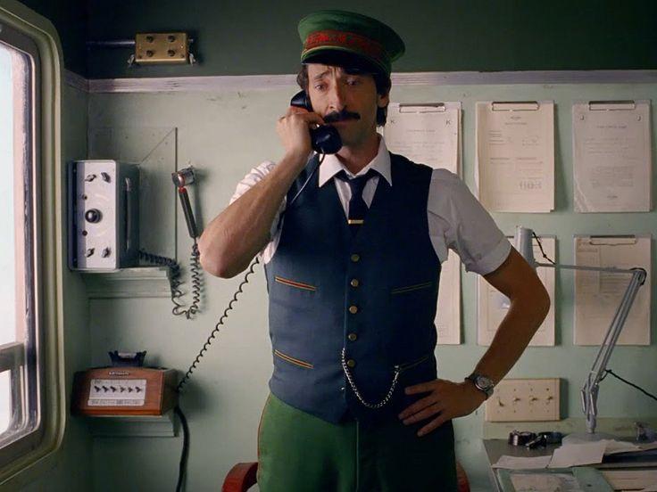 Эдриан Броуди в рекламном видео ролике H and M #fott #fottTV #ЭдрианБроуди #AdrianBrody #WesAnderson #HandM  https://fott.tv/2016/12/29/yedrian-broudi-v-rolike-hm/