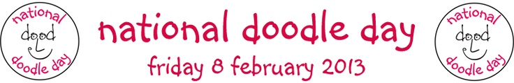 Official logo of National Doodle Day, Epilepsy Action