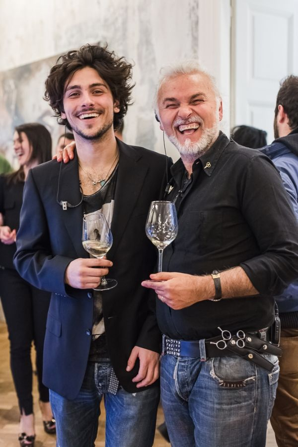 France e Goran Viler Ecco le foto del primo evento dedicato all'arte e organizzato nella Goran Viler Hair SPA di #Trieste #art http://www.goranviler.com