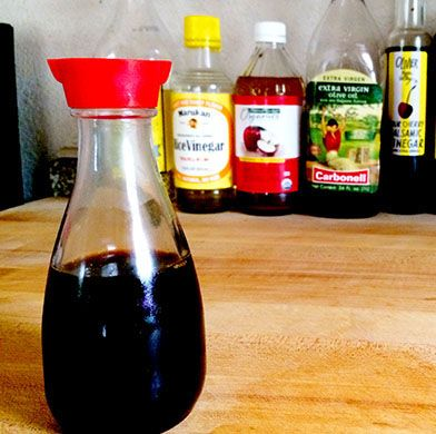 Substitute For Soy Sauce & Coconut Aminos - beef broth, balsamic, molasses, fish sauce, garlic, ginger, etc. - via @meljoulwan