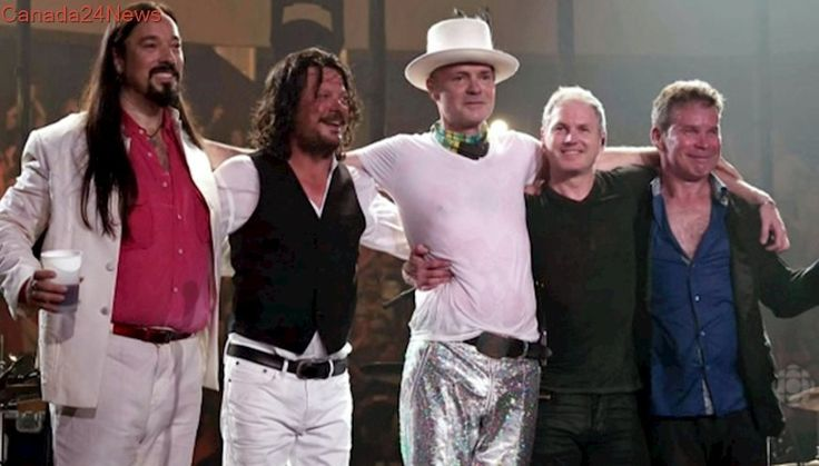 Alex Trebek, Tragically Hip appointed to the Order of Canada
