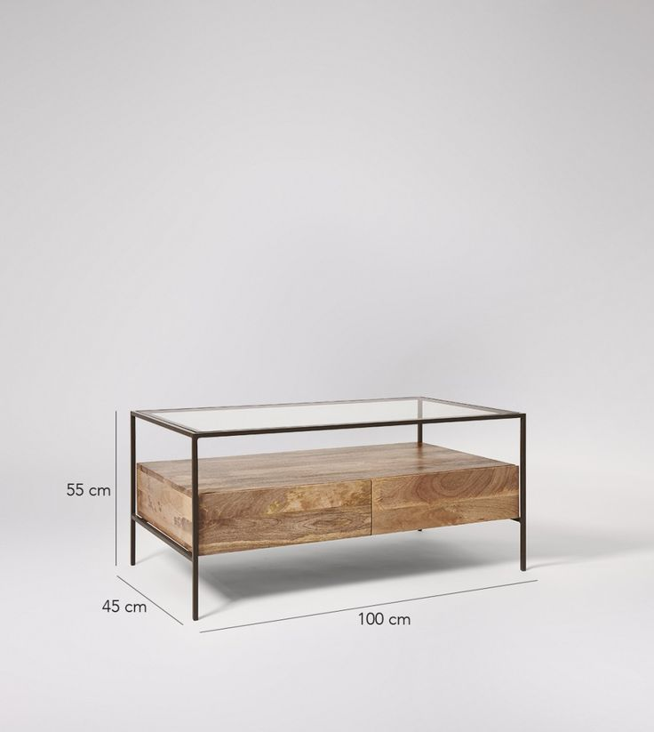 Mackay Coffee Table | Swoon Editions