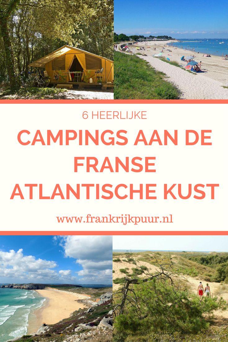 frankrijkpuur.nl   6 heerlijke campings aan de Franse Atlantische kust