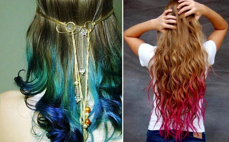 Cambiare look in pochi secondi non è mai stato così semplice grazie ai gessetti per capelli. Scegli il tuo colore!