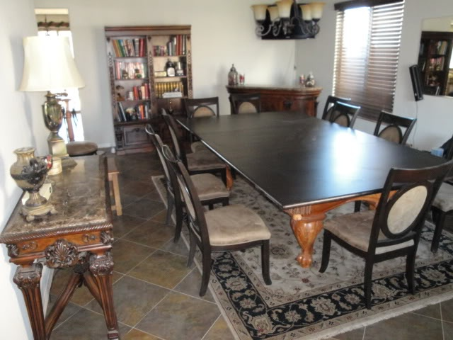 19 best Dining room images on Pinterest Pool tables Pool table