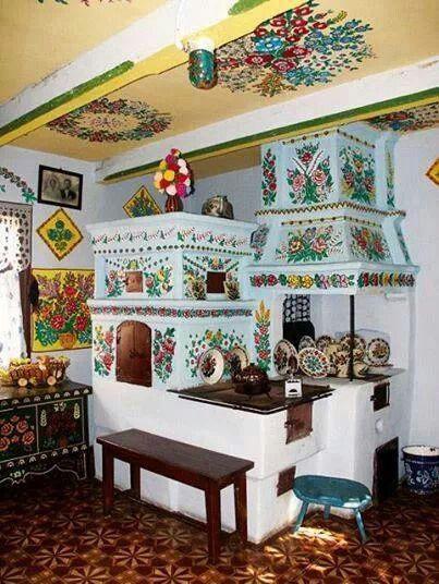 Romanian kitchen