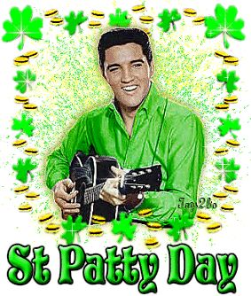elvis presley st. patrick's posts | ... 17, 2009 10:20 am 0 Post subject: Happy St. Patrick's Day From Elvis