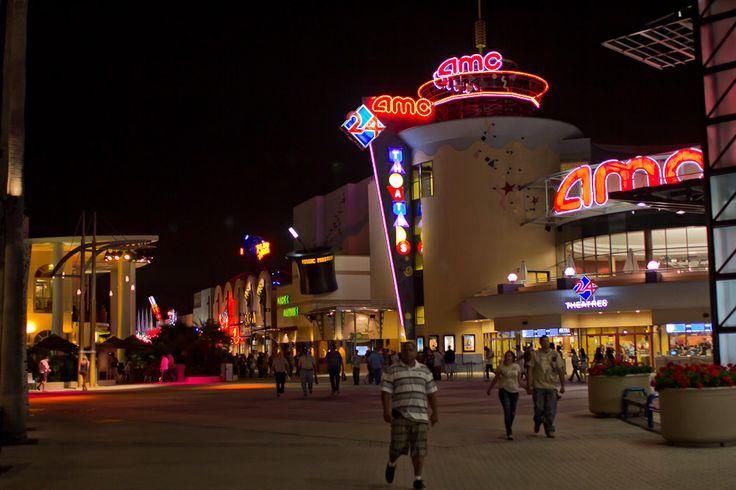 AMC Cinema at Downtown Disney
