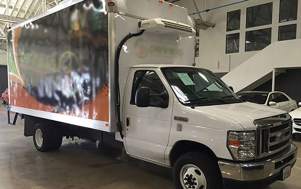 When your Ford Transit needs repairs where do you go? To the leading commercial collision auto body shop, European Collision Center! Make an appointment today for your Ford Transit repairs or body work.