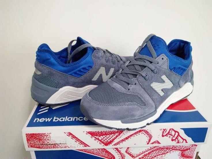 New Balance 009 maron
