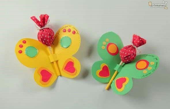Kelebek şeker