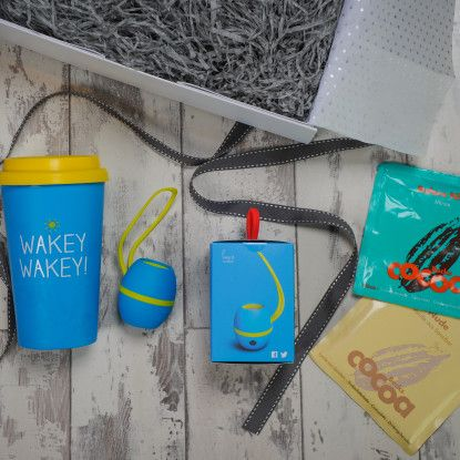 A fun and quirky gift set created especially for teens - find out what is inside by following the link - http://bit.ly/Gift-for-teens