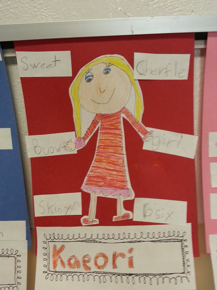 I'm just lovin' this adjective activity!They are just too funny!                  I saw this idea on Pinterest {of course!}& cou...