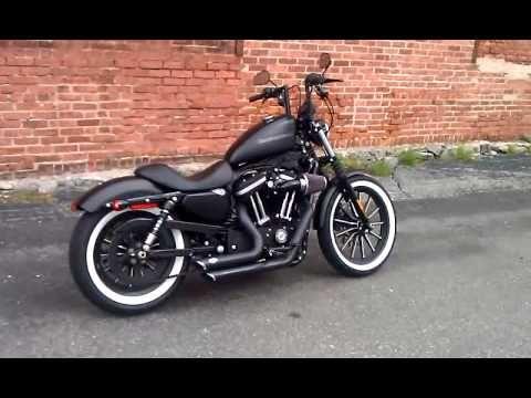 Custom Harley Davidson Handlebars