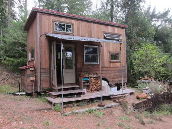 21 Best Images About Tiny Houses With Shed Roofs On