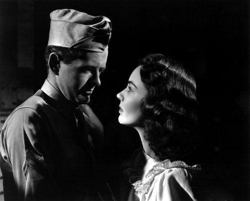 """Since You Went Away"" Robert Walker, Jennifer Jones 1944 Selznick International Pictures"