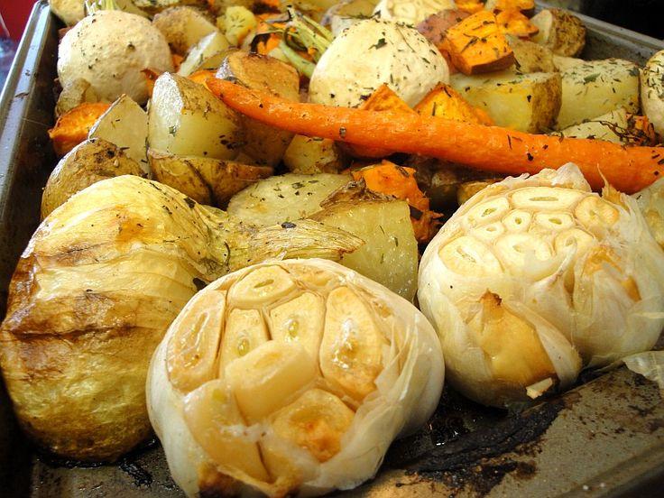 Roasted-Vegetables: Veggie Recipes, Roasted Vegetable Recipes, Vegans Vegetarian Recipes, Roasted Vegetables Recipes