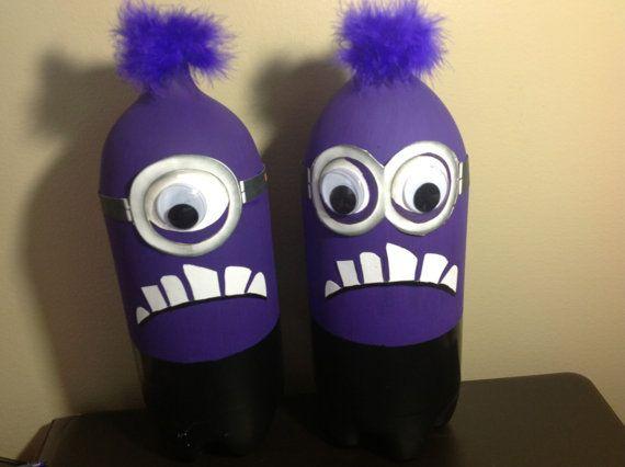 Despicable Me Purple Minions Birthday Party di EpicEvent su Etsy, $30.00