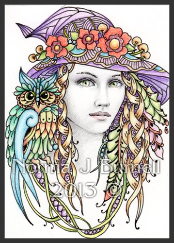 111 Best Fairy Tangles Zentangle Inspired Art By Norma