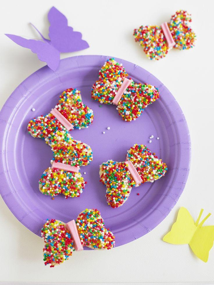 Fairy Bread butterflies