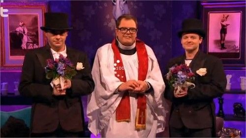 Ant and Dec getting married on Alan Carr's chatty man!