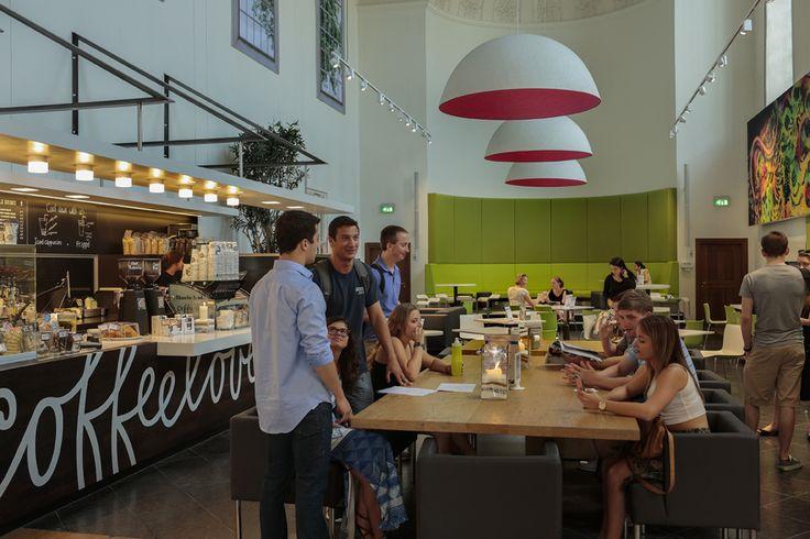Mmmmmmmmm coffee lovers #Maastricht #studyabroad #coffee #travel #europe